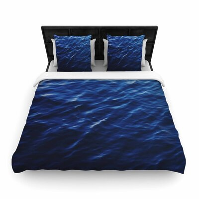 Chelsea Victoria Sea Calm Nature Woven Duvet Cover