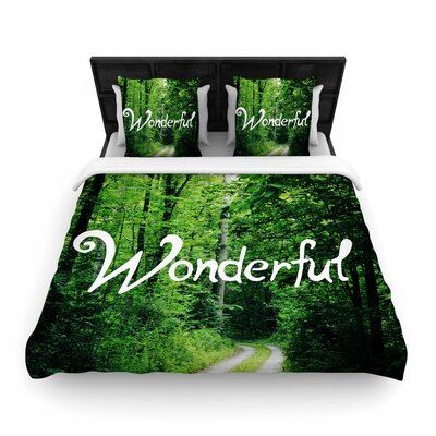 Chlesea Victoria Wonderful Nature Woven Duvet Cover