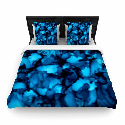 Claire Day Woven Duvet Cover