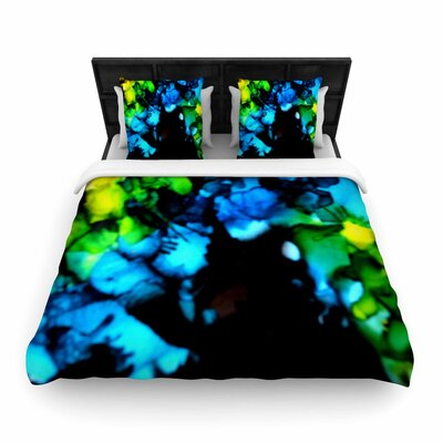 Claire Day Deep Within Woven Duvet Cover