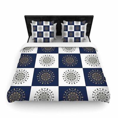Cristina bianco Design Mandalas Woven Duvet Cover