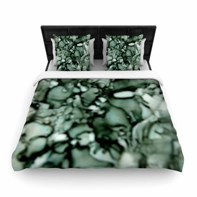 Claire Day Neutral Woven Duvet Cover