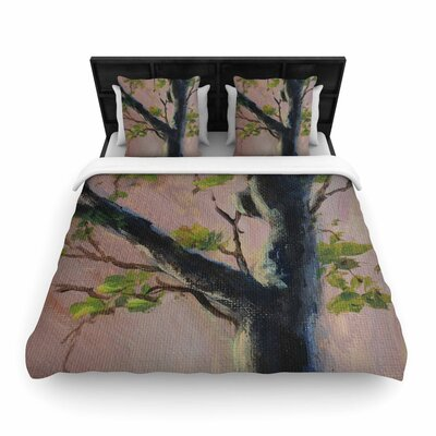 Cyndi Steen Aussie Tree Nature Woven Duvet Cover