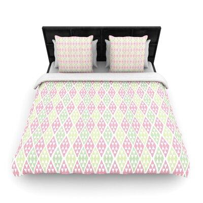 Julie Hamilton Woven Wrap Woven Duvet Cover Size: Full/Queen