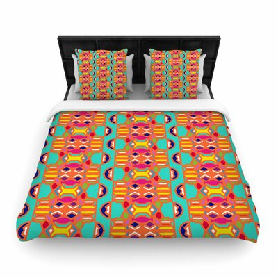 Miranda Mol Summer Fun Treal Woven Duvet Cover
