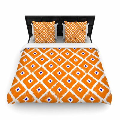 Nick Atkinson the Lucky One Woven Duvet Cover Size: Twin