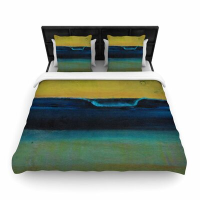 Nathan Gibbs UCLA Woven Duvet Cover Size: Twin