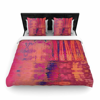 Nina May Soladiza Woven Duvet Cover