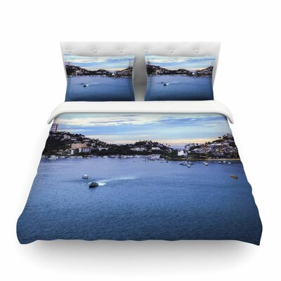 Nick Nareshni Puerto Rico Coastline Photography Featherweight Duvet Cover Size: King