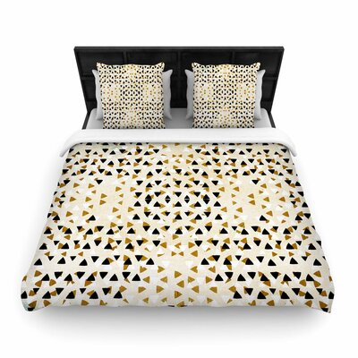 Pom Graphic Design Diamond Sky Woven Duvet Cover Size: King