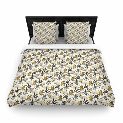 Pom Graphic Design Apothecary Woven Duvet Cover Size: Twin