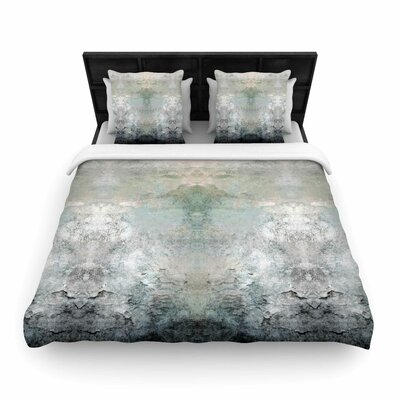Pia Schneider Abstract No.1 Woven Duvet Cover Size: Full/Queen