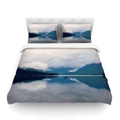 Robin Dickinson Flight Photography Featherweight Duvet Cover Size: Twin