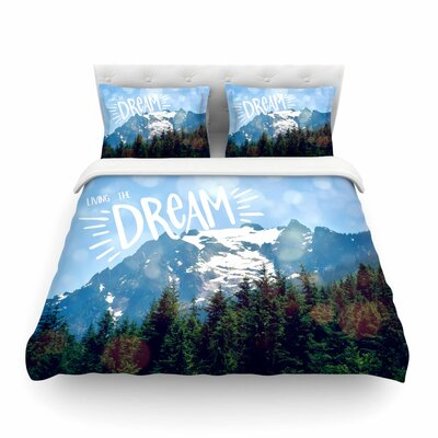Robin Dickinson the Dream Photography Featherweight Duvet Cover Size: King