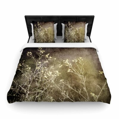 Sylvia Coomes Wild Darkness Photography Woven Duvet Cover Size: Twin
