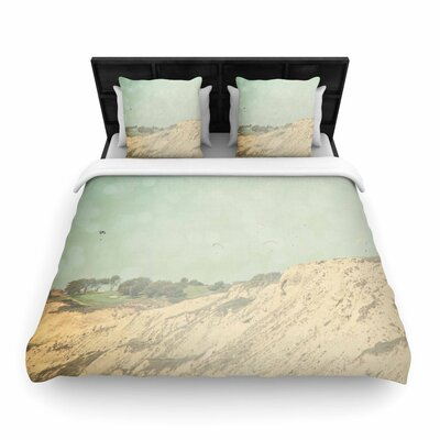 Sylvia Coomes West Coast 3 Photography Woven Duvet Cover