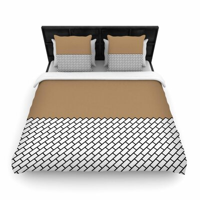Trebam Opeka Woven Duvet Cover Size: Full/Queen