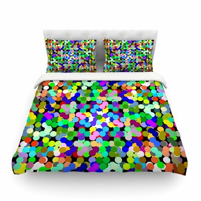Trebam Zumbati Digital Featherweight Duvet Cover Size: King