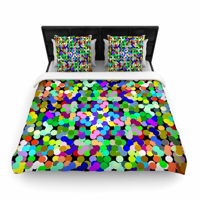 Trebam Zumbati Digital Woven Duvet Cover Size: King
