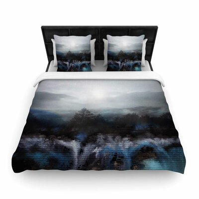 Viviana Gonzalez Calling the Sun III Woven Duvet Cover Size: Full/Queen