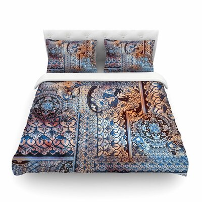 Victoria Krupp Italian Tiles Digital Featherweight Duvet Cover Size: Twin
