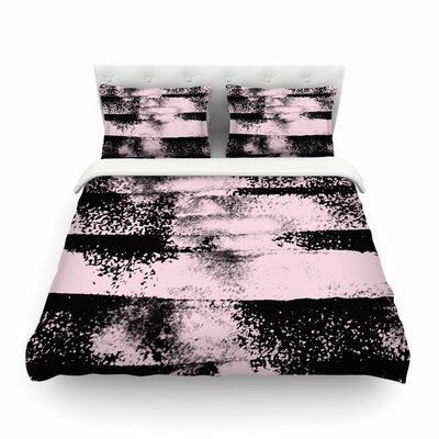 Vasare Nar Abstract Painting Featherweight Duvet Cover Size: Twin