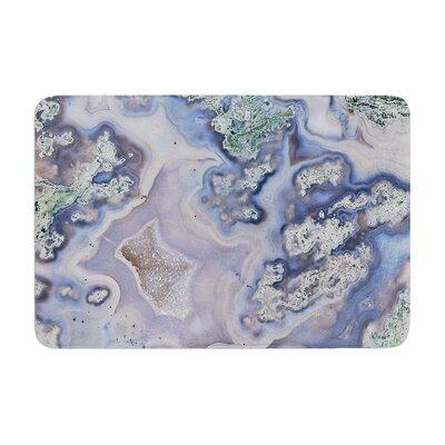 Geode Memory Foam Bath Rug Size: 0.5 H x 24 W x 36 D