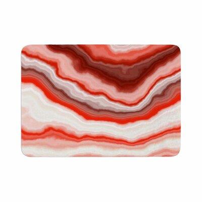 Arizona Sky Memory Foam Bath Rug Size: 0.5 H x 24 W x 36 D