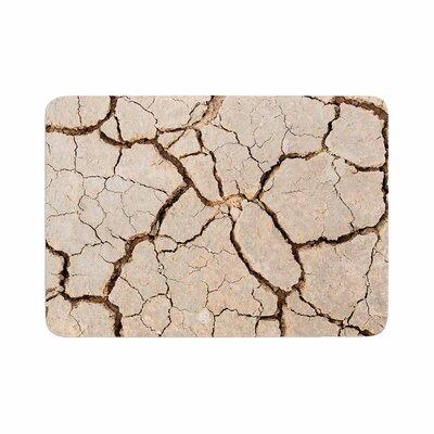 Drought Memory Foam Bath Rug Size: 0.5 H x 17 W x 24 D