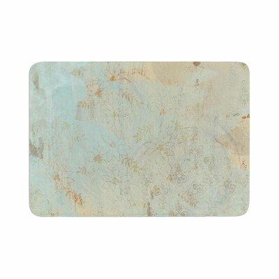 Li Zamperini Vintage Memory Foam Bath Rug Size: 0.5 H x 17 W x 24 D