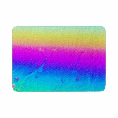 Liz Perez Indigo Soul Digital Memory Foam Bath Rug Size: 0.5 H x 17 W x 24 D