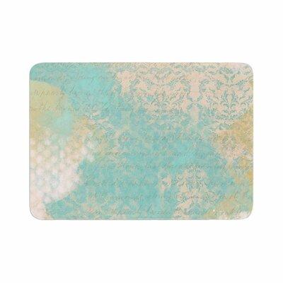 Li Zamperini Vintage II Memory Foam Bath Rug Size: 0.5 H x 24 W x 36 D
