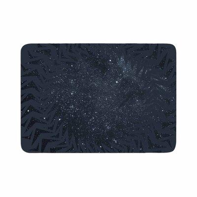 Matt Eklund Lunar Chaos Celestial Memory Foam Bath Rug Size: 0.5 H x 24 W x 36 D