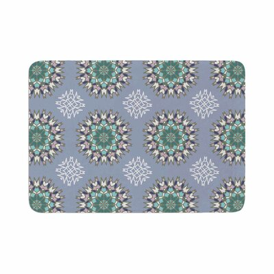 Nika Martinez Princess Arabesque Memory Foam Bath Rug Size: 0.5 H x 17 W x 24 D