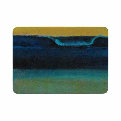 Nathan Gibbs UCLA Memory Foam Bath Rug Size: 0.5 H x 17 W x 24 D