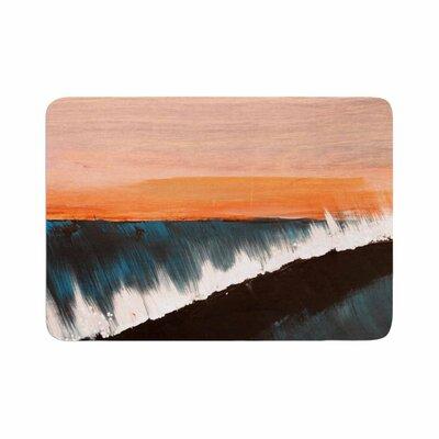 Nathan Gibbs Clean Slate Memory Foam Bath Rug Size: 0.5 H x 24 W x 36 D