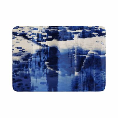 Nina May Extract Digital Memory Foam Bath Rug Size: 0.5 H x 17 W x 24 D