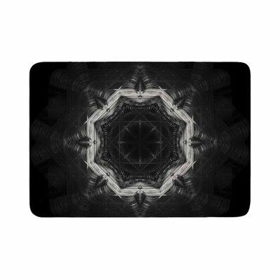 Nick Nareshni Mystical Mandala Geometric Memory Foam Bath Rug Size: 0.5 H x 24 W x 36 D