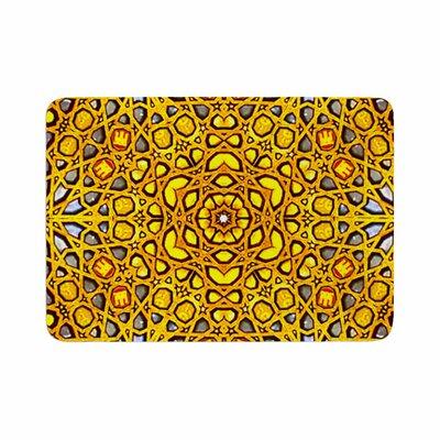 Philip Kaleidoscope Memory Foam Bath Rug Size: 0.5 H x 24 W x 36 D