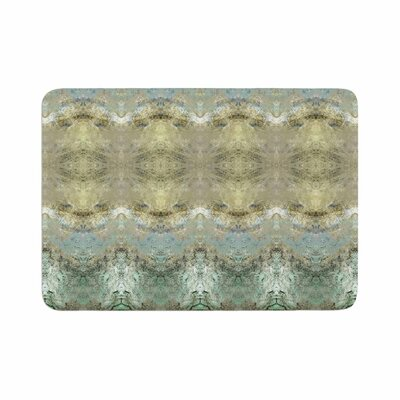 Pia Schenider Heavenly Abstractation Memory Foam Bath Rug Size: 0.5 H x 17 W x 24 D