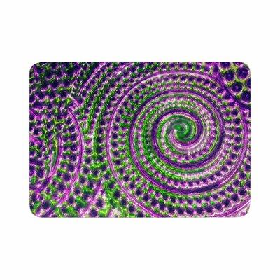 Sylvia Cook Color Inspiration Memory Foam Bath Rug Size: 0.5 H x 17 W x 24 D