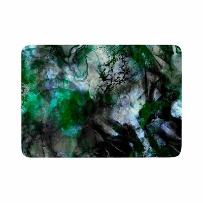 Shirlei Patricia Muniz Camouflage Memory Foam Bath Rug Size: 0.5 H x 24 W x 36 D