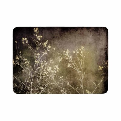 Sylvia Coomes Wild Darkness Photography Memory Foam Bath Rug Size: 0.5 H x 24 W x 36 D