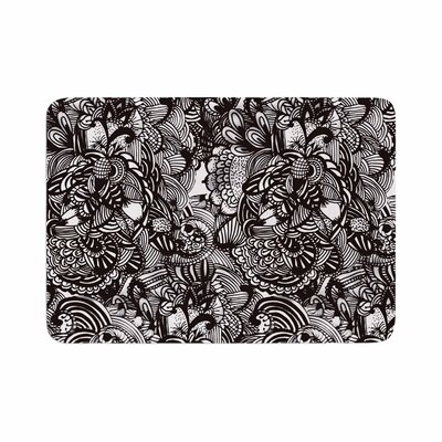 Shielei Patricia Muniz Secret Dream Abstract Memory Foam Bath Rug Size: 0.5 H x 17 W x 24 D