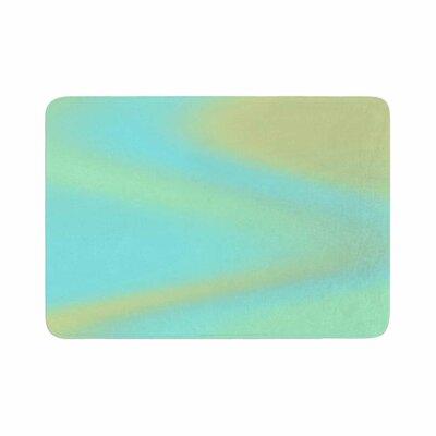Sylvia Coomes Sea Swirl Memory Foam Bath Rug Size: 0.5 H x 17 W x 24 D