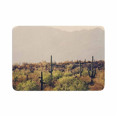 Sylvia Coomes Desert Landscape 5 Photography Memory Foam Bath Rug Size: 0.5 H x 17 W x 24 D