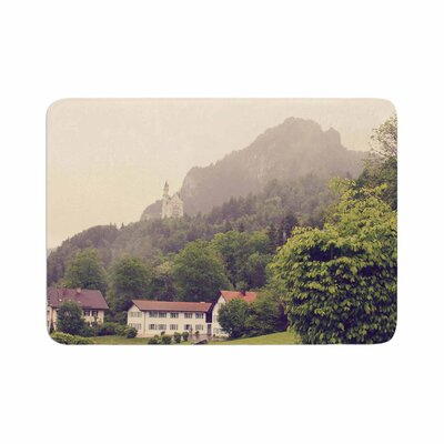 Sylvia Coomes German Beauty Travel Memory Foam Bath Rug Size: 0.5 H x 24 W x 36 D