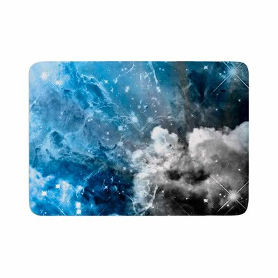 Shirlei Patricia Muniz We Are Waiting For.. Abstract Memory Foam Bath Rug Size: 0.5 H x 24 W x 36 D