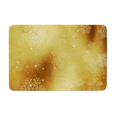 Snap Studio Radiance Memory Foam Bath Rug Size: 0.5 H x 17 W x 24 D