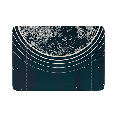 Sam Posnick We Are Without Limits Typography Memory Foam Bath Rug Size: 0.5 H x 17 W x 24 D